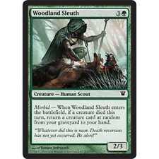 MTG Woodland Sleuth EX - Innistrad