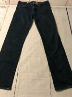 Pilcro And The Letterpress Women's Jeans Stet Skinny Stretch Size 30 X 30