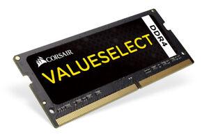 Corsair ValueSelect memory module 8 GB 1 x 8 GB DDR4 2133 MHz
