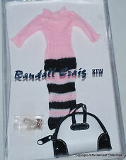 Randall Craig Striped Type FASHION for Barbie  1 of only 250 Made! NRFP