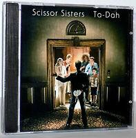 Scissor Sisters : Ta-Da - CD 2006 I Don't Feel Like Dancin, Lights, Kiss You Off