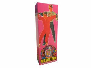 Denys Fisher Maskatron Figure Repro Box (Non Window Version)