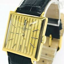 IWC International Watch Co. Schaffhausen Mechanical Yellow Gold 18k.Used watch