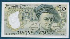 FRANCE - 50 FRANCS QUENTIN DE LA TOUR Fayette n°67.3 de 1978 en NEUF M.13 216593