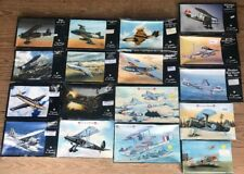 Classic Airframes 1/48 Scale Airplane Kit Bulk Deal New And Sealed 17 Kits