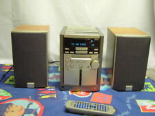 Kenwood Hi-Fi System MiniDisc / Tape / CD & Remote Control & Speakers RMD-M31MD