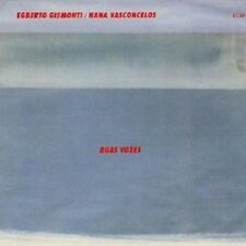 Egberto/Vasconcelos, Nana Gismonti-duas Vozes (Touch tones) CD NUOVO