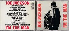 Joe Jackson - I'm the Man  (CD, Jan-1987) EARLY JAPAN PRESS CD 3221