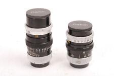 Objectifs grand angle manuels Canon pour appareil photo et caméscope