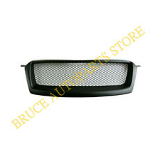 Custom Front Upper Bumper Sport Mesh Grill Grille k For Subaru Outback 2010-2012