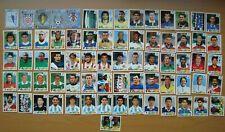 panini - World Cup France 98 - 71 verschiedene Sticker - WM 1998