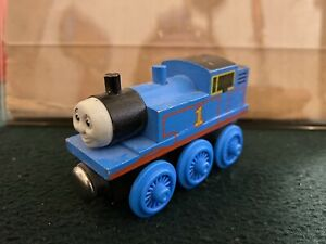 Vintage Thomas The Tank Engine  Made of Wood Britt Allcroft 1992 RARE