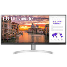 "LG 29"" UltraWide Full HD 2560x1080 21:9 IPS LED Monitor with HDR 10 29WN600-W"