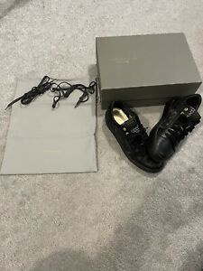 Android Homme Los Angeles - mens trainers - Black- size 8 Inky Warn Once