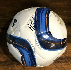 David Bingham Signed (LA Galaxy/San Jose Earthquakes) adidas Soccer Ball W/ JSA