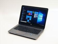 HP ProBook 645 G1 AMD A6-5350M 500GB HDD 8GB RAM 1366x768 WWAN Windows 10 Pro