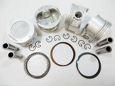 Pistons And Ring Set Toyota 2.4L 22R/22RE/22REC 85-95