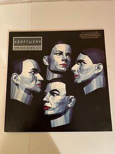 Kraftwerk Electric Cafe PROMO LP Original Warner Bros  1-25525