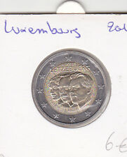 Pièces 2 euro -2011  luxembourg