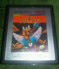 JOUST - ATARI 2600 - 1983 - VCS - Tested & Work Williams 1982