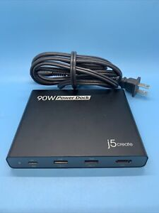 J5 Create 90W Power Dock