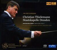 Dresden Staatskapelle, A. Bruckner - Symphony 8 [New SACD]