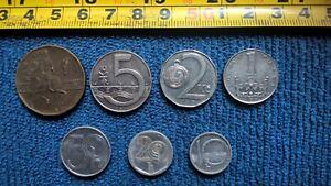 47a - JOB LOT OF FOREIGN / Czech Republic Coins > Česká republika |1993 - 2020