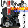 100000LM T6 LED Rechargeable Headlamp Headlight Flashlight Head Torch 18650 Sets