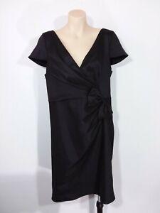 Ashley Brooke Size 20 Short Sleeved Formal Dress (Approx Size 16)