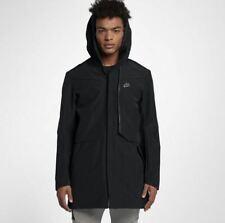 Nike Sportswear Tech Shield Jacke M, Parker, Kapuze, wasserdicht, Regen-Mantel