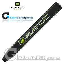 FLAT CAT® TAK STANDARD - 12 Inch Midsize Putter Grip - Black + FREE Tape