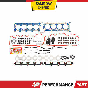 Head Gasket Set for 07-12 Ford Expedition F150 F250 Lincoln 5.4 TRITON VIN V 5