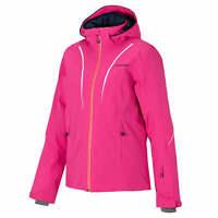ZIENER Damen Skijacke Tilda Lady AQUASHIELD pink 861 neu