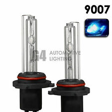 2X NEW HID XENON HB5 9007 9004 Headlight HID Bulbs AC 35W 8000K Iceberg Blue