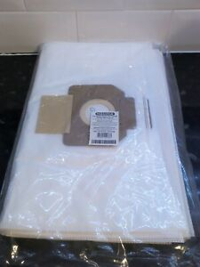 For MAKITA 446, 446L, VC2000, 3000, 9000 VACUUM CLEANER HOOVER CLOTH BAGS x 5