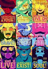 """One piece Strong world Japan anime Art Silk Wall huge Poster 12x18"""" OP12"""