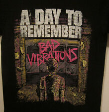 A DAY TO REMEMBER  T Shirt Licensed Merchandise  LARGE
