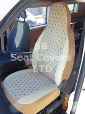 Para adaptarse a un PEUGEOT BOXER AUTOCARAVANA, de 2003, cubiertas de asiento El