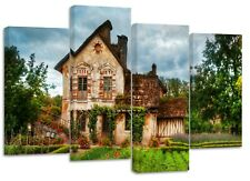 beautiful country house, split canvas prints
