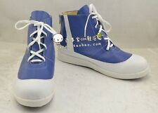 Anime Zero no tsukaima Hiraga Saito cosplay shoes Custom any size