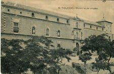 Spain Toledo - Hospital de Afuera Tavera old postcard