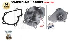 FOR NISSAN VANETTE SERENA LARGO IMPORT 2.4i 1993-1999  NEW WATER PUMP KIT