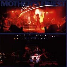 "MOTHER'S FINEST ""MOTHER'S FINEST LIVE"" CD NEU"