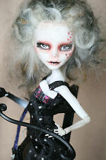 Monster High Puppe C.A. Cupid repaint reroot OOAK