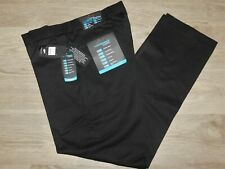 Greg Norman Dress Pants Classic Comfort Stretch Waistband Golf Black Pick Size