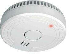 ELRO 10 Jahres Rauchmelder m. 5 Jahres Batterie DIN EN14604 Weiß Melder FS180521