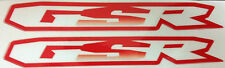 Adesivi Suzuki GSR 600 mod.Bianco - adesivi/adhesives/stickers/decal