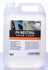 Valetpro Detailing - PH Neutral Snow Foam - 5 litres