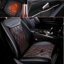 DC 12V Universal Car Seat Heater Heated Cushion Winter Heating Warmer Cover Pad