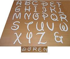 Buchstabe  Deko Styroporbuchstaben Styroporzahlen Styropor 3D